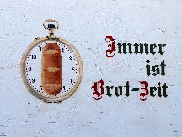 Brot-Zeit
