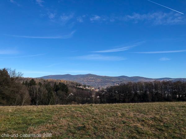 Blick Richtung Ulrichsberg