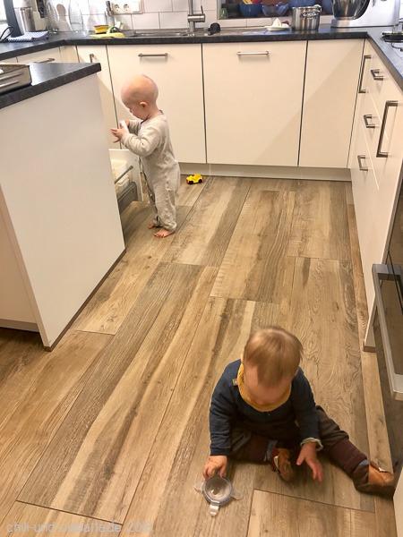 Spielplatz Küche