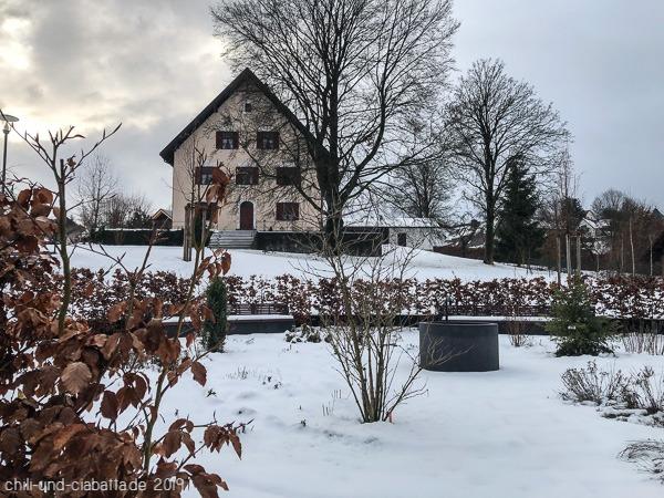 Pfarrhaus Teisnach