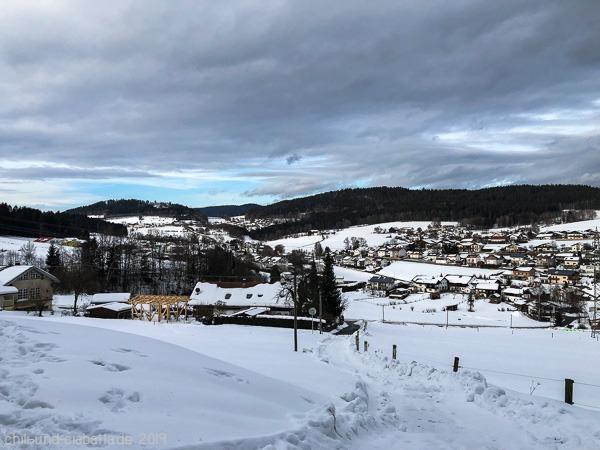 Blick von Höfing Richtung Altnussberg