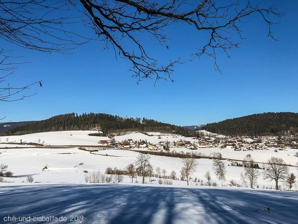 Blick auf Altnussberg