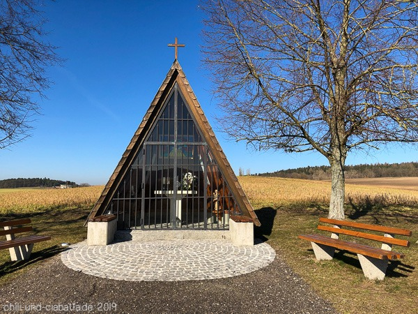 Kapelle bei Fußenberg