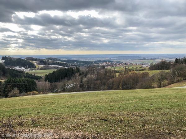 Blick auf Windberg