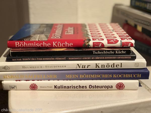 tschechische Kochbücher