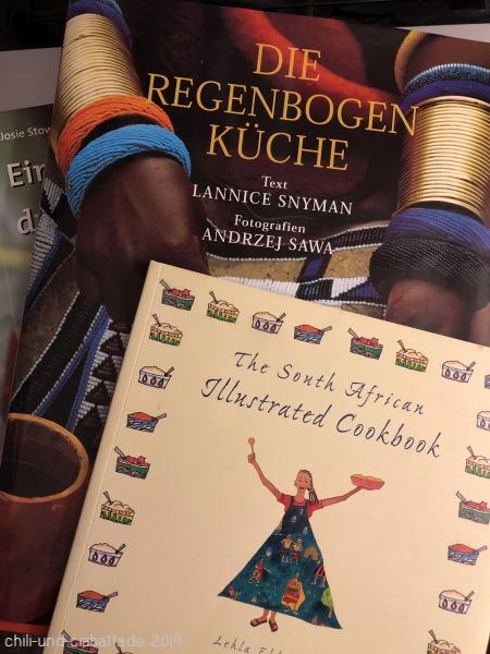 Kochbücher Südafrika