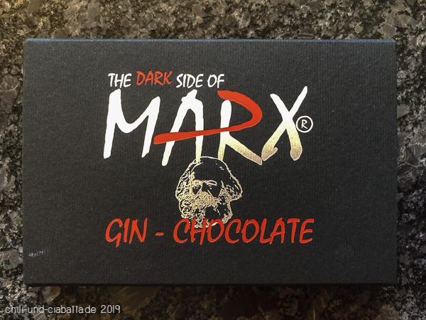 Gin-Schokolade