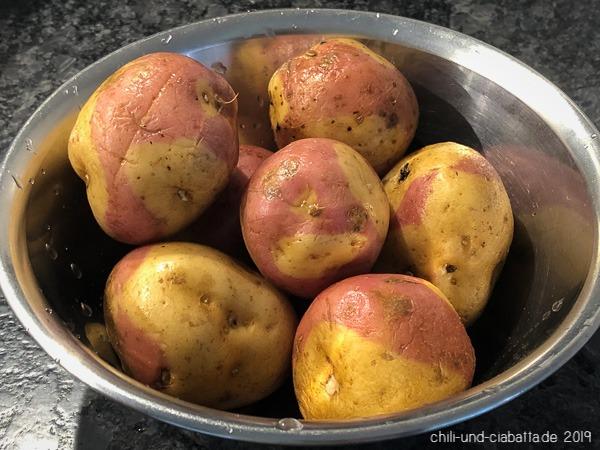 Kartoffeln Miss Blush