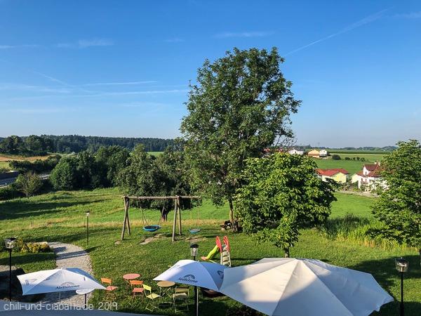 Ausblick Gasthof