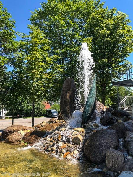 Perlmuschelbrunnen