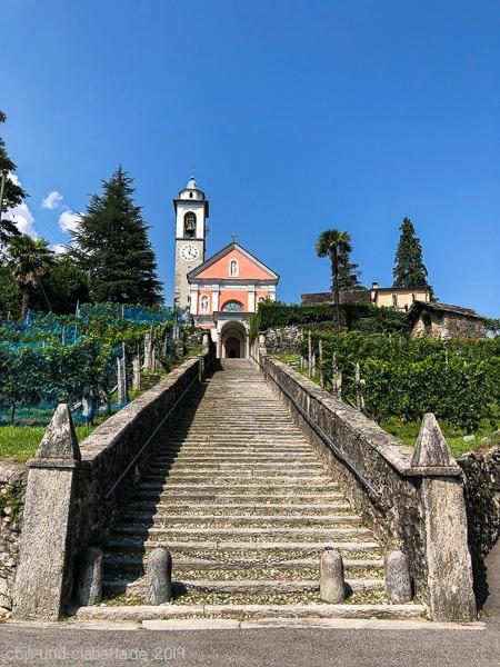 Kirche Maggia