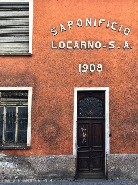 Seifenfabrik Locarno
