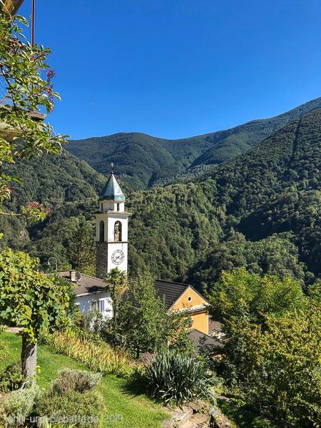 Kirche Corcapolo
