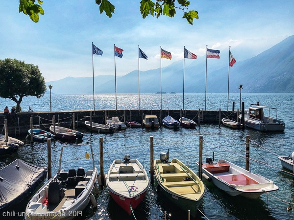 Boote am See