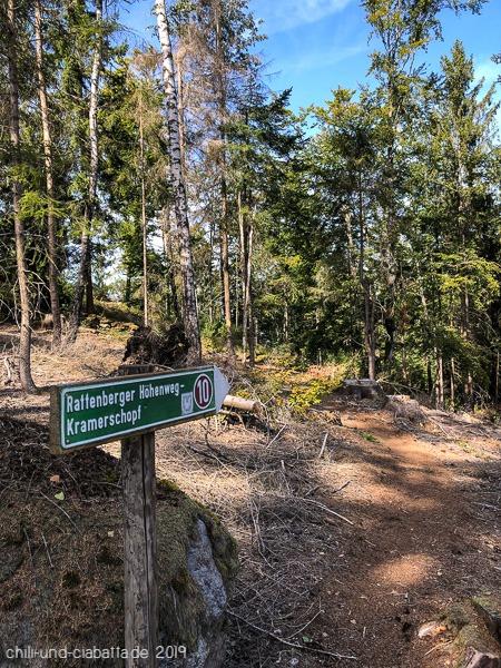 Rattenberger Höhenweg