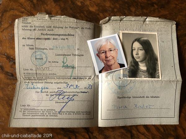 Passbilder Führerschein