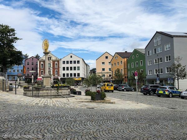 Stadtplatz Regen