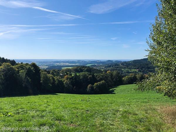 Ausblick Donauebene