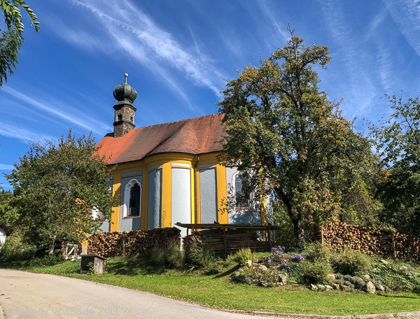Wallfahrtskirche Pürgl