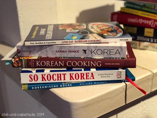 Kochbücher Korea