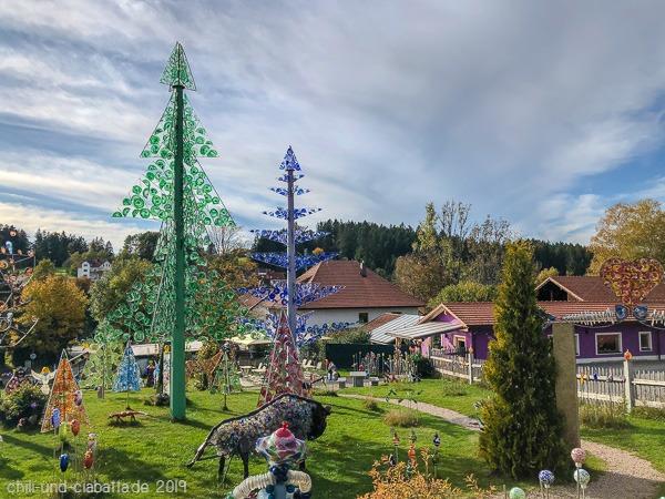 Glas-Wald-Garten