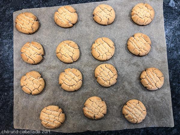 Tahini-Kekse