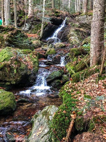 Wasserfall Schussbach