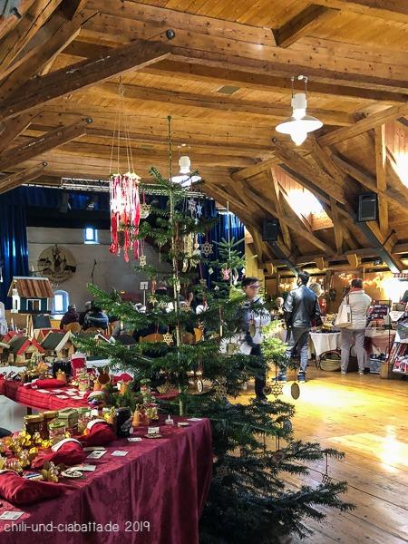 Caritativer Weihnachtsmarkt