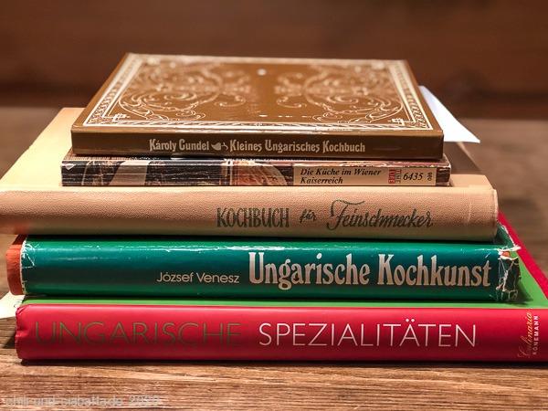 ungarische Kochbücher