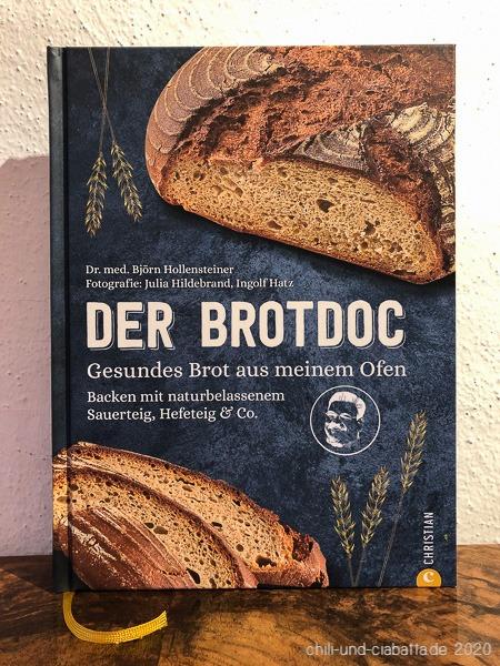Brotbackbuch Der Brotdoc