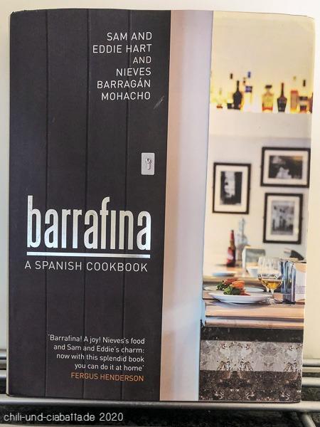 Barrafina Cookbook