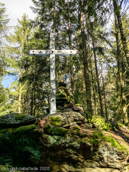Gupfelkreuz Knoglberg