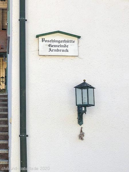 Poschingerhütte