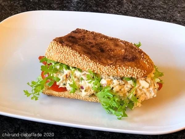 Subway mit Thunfisch