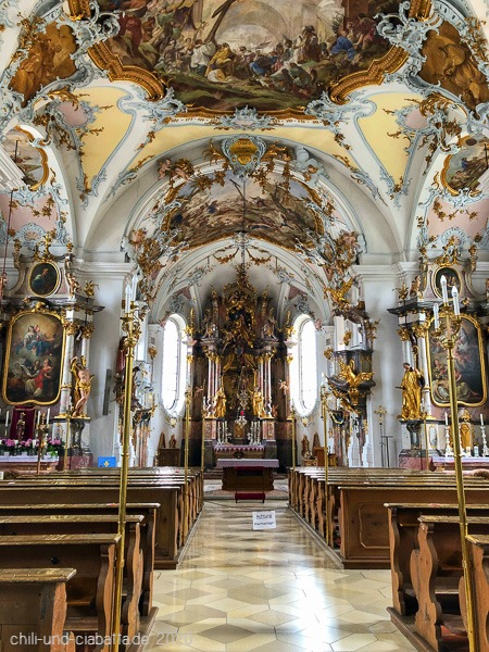 Wallfahrtskirche Loh