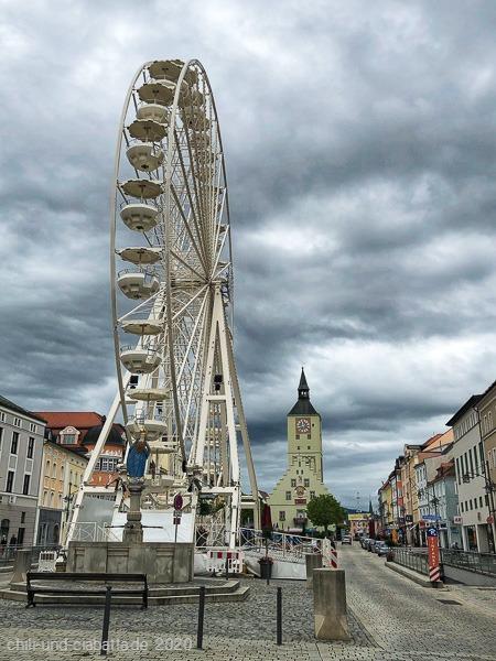 Riesenrad Deggendorf