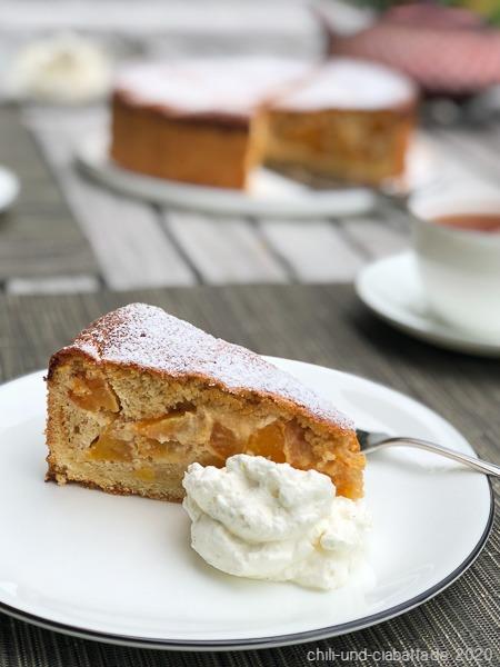 Aprikosenkuchen nach Großmutter Art