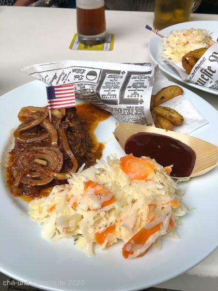 BBQ-Schichtfleisch