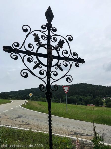 Kreuz in Elisabethszell