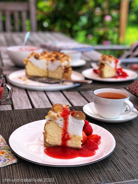 Amarettini-Cheesecake