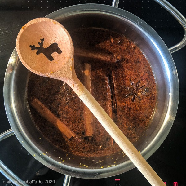 Johannisbeer-Glühweingelee