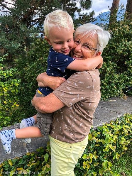 Quatsch mit Oma