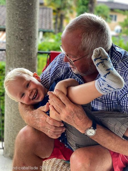 Quatsch mit Opa