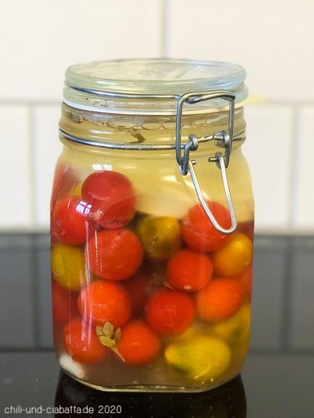 fermentierte Kirschtomaten