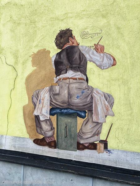 Plankls Maler