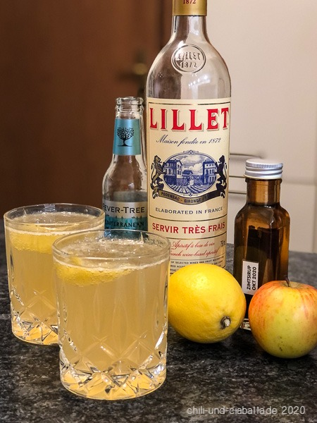 Lillet Winter-Apfel