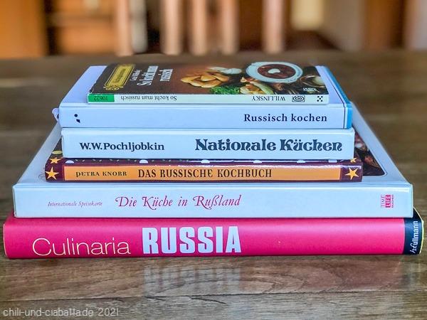 Kochbücher Russland