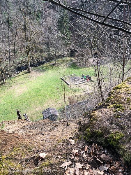 beim alten Waldbad