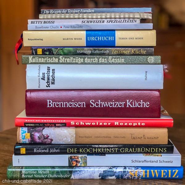 Schweizer Kochbücher