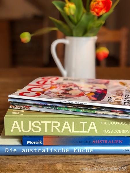 australische Kochbücher
